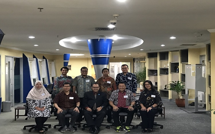 International Introduction to Securities & Investment (IISI) training to the Staff of Bank Mandiri on 18-20 September 2017