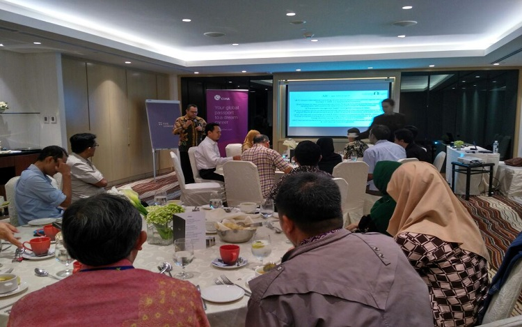 CIMA-AIC Islamic Finance Info Session